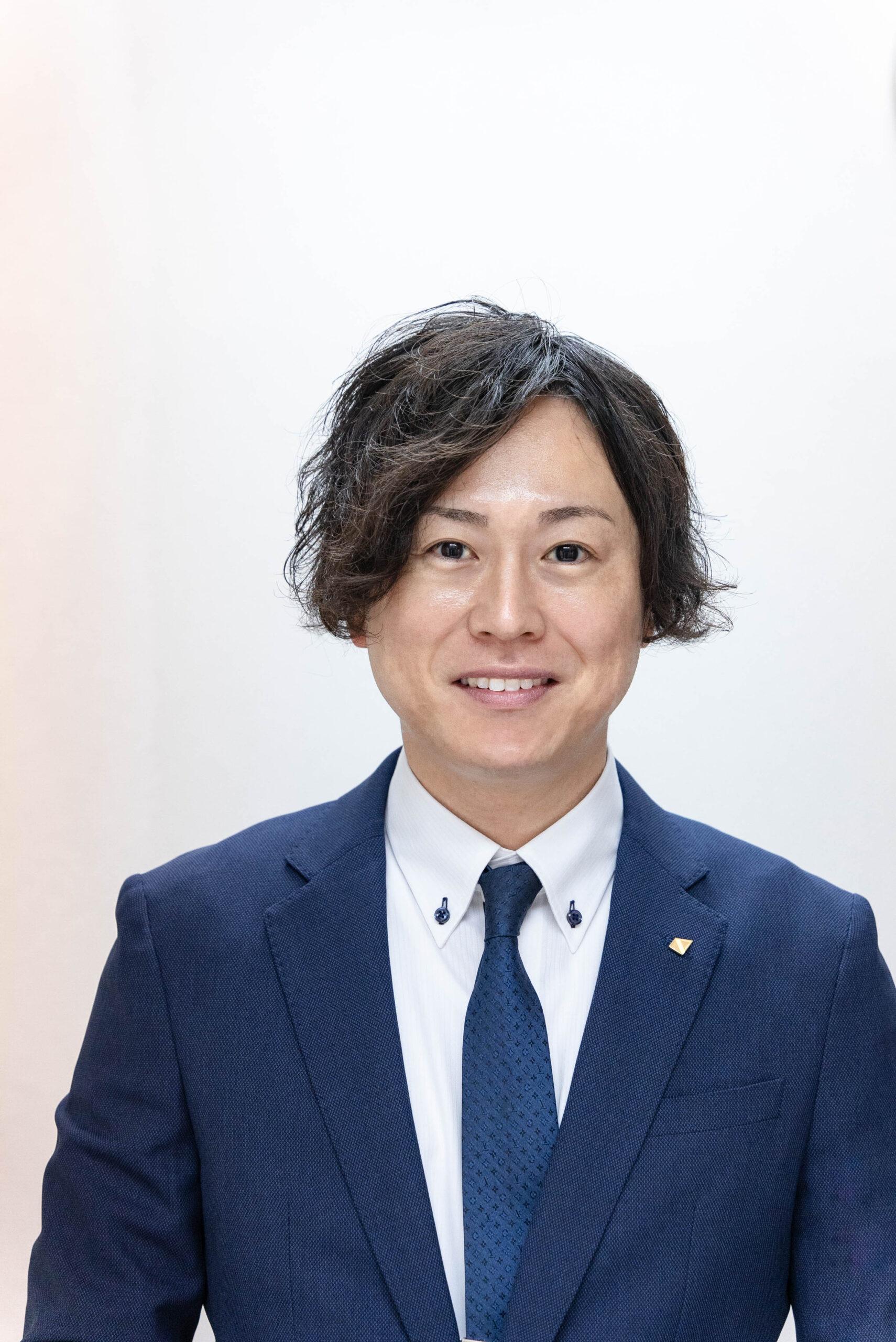 代表取締役 原田 大器